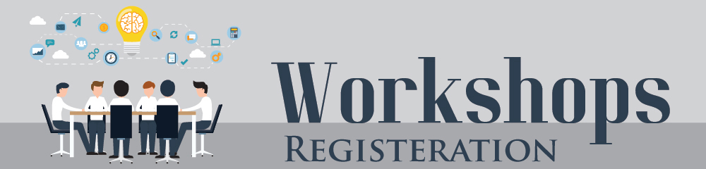 Workshops Registration